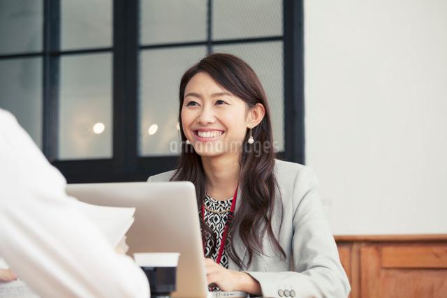 20代女性ビジネスイメージの写真素材 [FYI01438470]