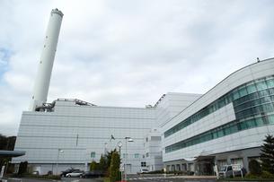 多摩清掃工場の写真素材 [FYI01438567]