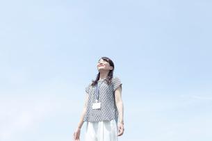20代女性ビジネスイメージの写真素材 [FYI01439632]
