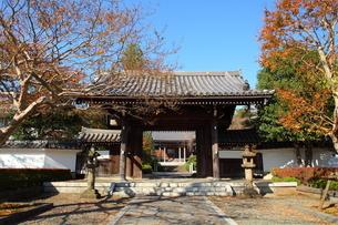 方運山青柳寺の写真素材 [FYI01440290]
