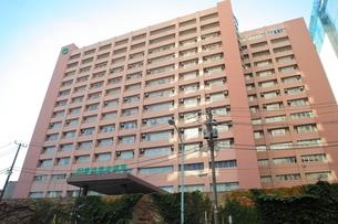 JR東京総合病院の写真素材 [FYI01440681]