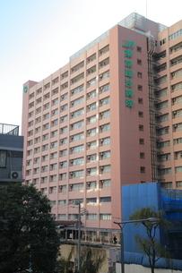 JR東京総合病院の写真素材 [FYI01441257]