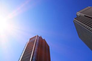 丸ビルと新丸ビルの写真素材 [FYI01441582]