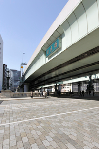 日本橋の写真素材 [FYI01442304]