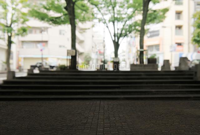 麻布十番パティオ広場の写真素材 [FYI01443698]