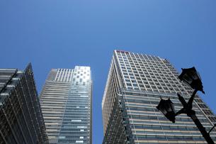 五月晴れの東京ミッドタウンの写真素材 [FYI01443736]