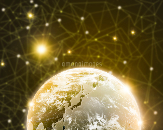 地球イメージの写真素材 [FYI01445170]