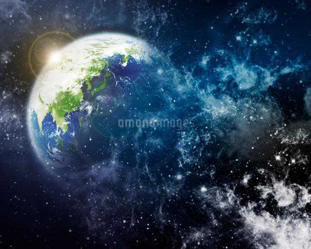 宇宙イメージの写真素材 [FYI01445317]