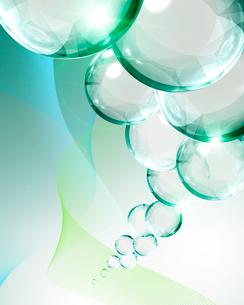 ガラスの球体の写真素材 [FYI01445327]