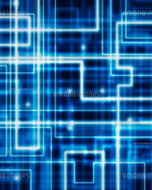 光の筋の写真素材 [FYI01445333]