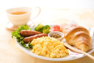 朝食イメージの写真素材 [FYI01445410]