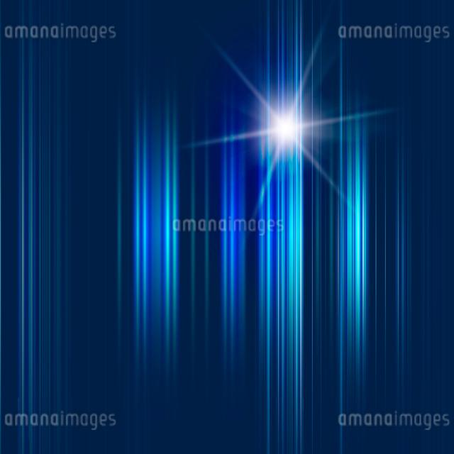 青の光の写真素材 [FYI01445438]