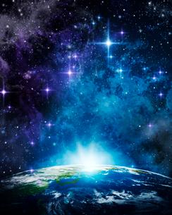 宇宙イメージの写真素材 [FYI01445508]