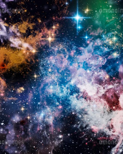 宇宙イメージの写真素材 [FYI01445514]