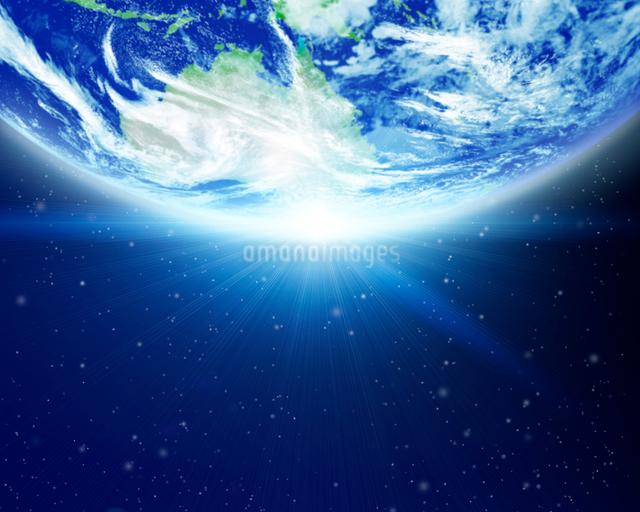 宇宙イメージの写真素材 [FYI01445531]