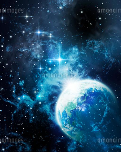 宇宙イメージの写真素材 [FYI01445598]