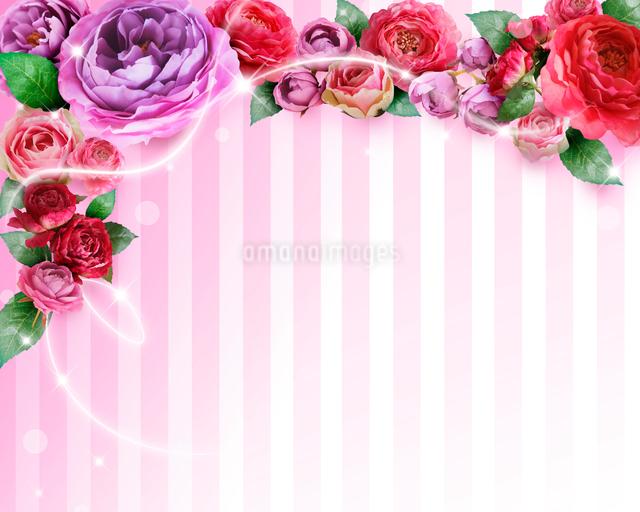 花のイラスト素材 [FYI01445610]