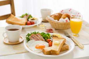 朝食イメージの写真素材 [FYI01445697]