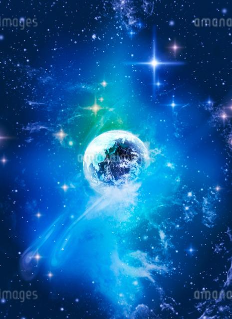 宇宙イメージの写真素材 [FYI01445699]