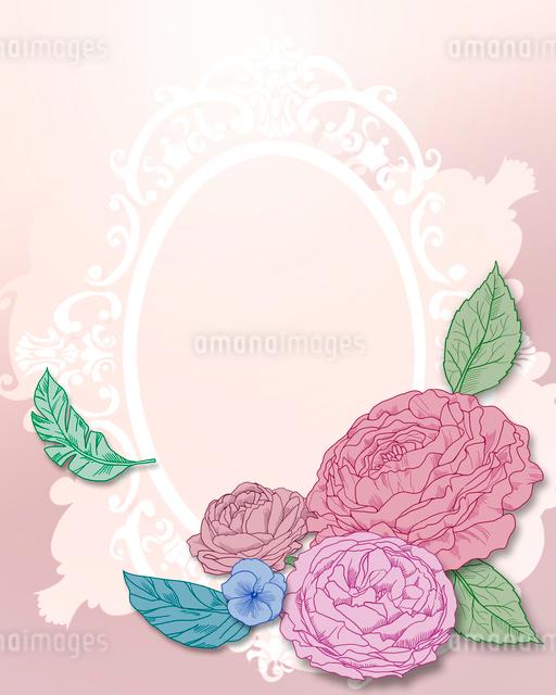 花のイラストのイラスト素材 [FYI01445759]