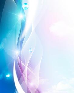 光のCGの写真素材 [FYI01445869]