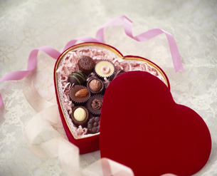 バレンタインチョコの写真素材 [FYI01446182]