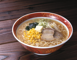 札幌味噌ラーメンの写真素材 [FYI01446266]