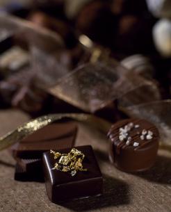 チョコレートの写真素材 [FYI01446471]