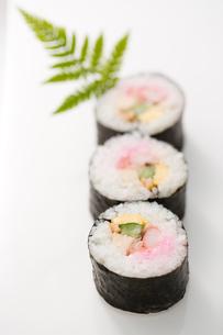 巻寿司の写真素材 [FYI01446504]