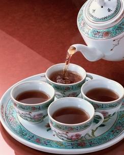 烏龍茶の写真素材 [FYI01446583]