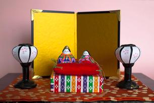 雛人形の写真素材 [FYI01450915]