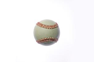 野球の硬式ボールの写真素材 [FYI01451245]