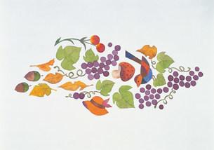 秋イメージのイラストのイラスト素材 [FYI01452272]
