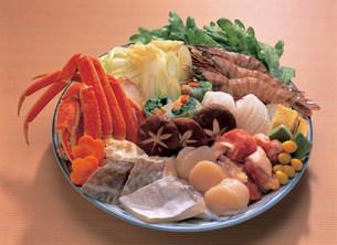 鍋料理の写真素材 [FYI01452323]