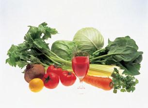 野菜の盛り合わせの写真素材 [FYI01452504]