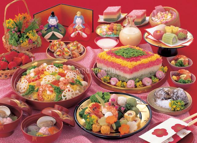 「ひな祭り 食べ物 フリーソザイ」の画像検索結果