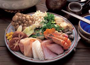 鍋料理の写真素材 [FYI01452715]