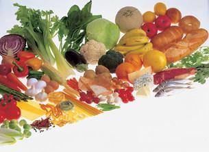 いろいろな食材の写真素材 [FYI01452835]