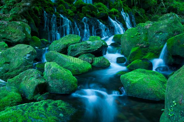 元滝の写真素材 [FYI01452839]