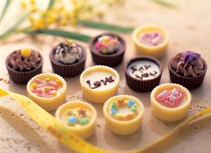チョコレートの写真素材 [FYI01452974]