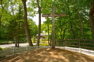 キリストの墓の写真素材 [FYI01453137]