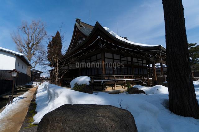 飛騨古川の街並みの写真素材 [FYI01453212]