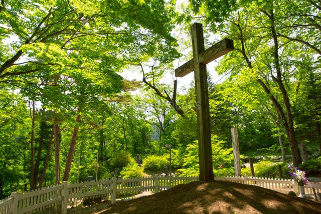 キリストの墓の写真素材 [FYI01453711]