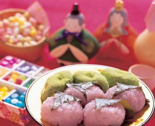 和菓子の写真素材 [FYI01454099]
