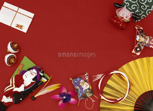 正月イメージの写真素材 [FYI01454418]