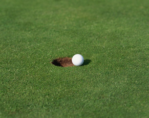 ゴルフイメージの写真素材 [FYI01455445]
