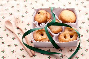クッキー詰め合わせの写真素材 [FYI01455978]