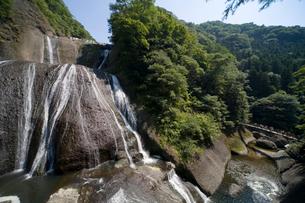 袋田の滝の写真素材 [FYI01456225]
