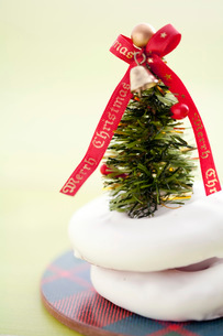 miniクリスマスツリーの写真素材 [FYI01456678]