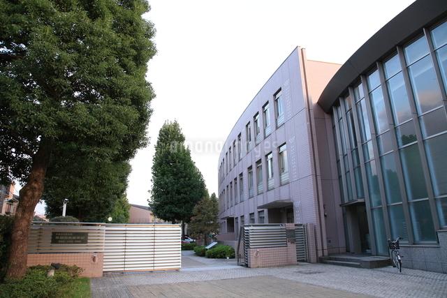 早稲田実業学校の写真素材 [FYI01456938]